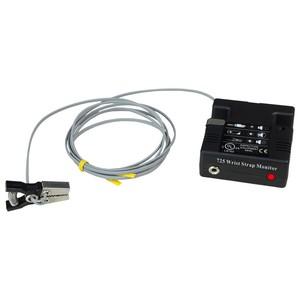 725便携式手腕带接地监测器-监测双线手腕带