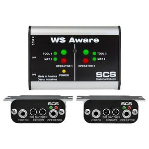 770062/770061接地监测器-WS Aware-监测双线手腕带